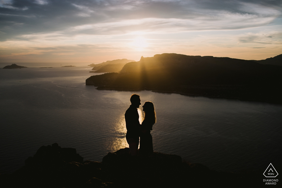 My Blue Sky Wedding - Wedding photographer South of France French Riviera